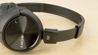 Sony MDR-ZX110NC Build Quality Picture