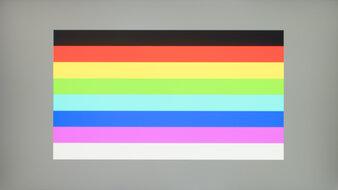 ASUS ROG Strix XG17AHPE Color Bleed Horizontal