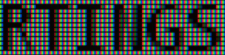 Acer Predator XB273U GXbmiipruzx ClearType Off