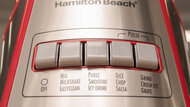 Hamilton Beach Power Elite Multi-Function Control Panel