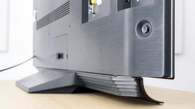 LG C8 OLED Controls Picture