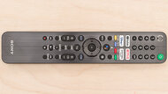Sony X90J Remote Picture