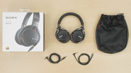 Sony MDR-1A In The Box Picture