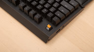 Razer BlackWidow Elite Build Quality Close Up