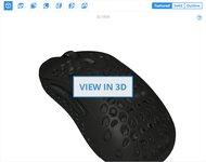 Dream Machines DM6 Holey S 3D Model