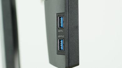 Dell U2717D Inputs 2