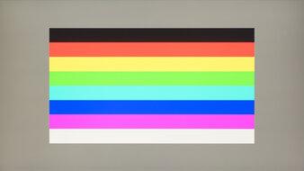 Gigabyte M27Q Color Bleed Horizontal