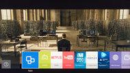 Samsung JS8500 Smart TV Picture