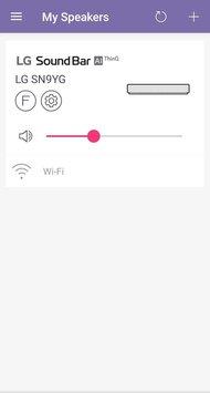 LG SN9YG App image