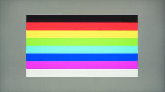 MSI Optix G272 Color Bleed Horizontal