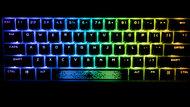 Corsair K65 RGB MINI Brightness Min