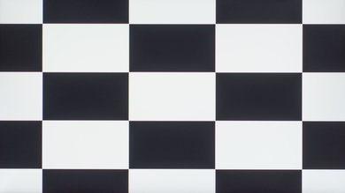 LG 27UD68P-B Checkerboard Picture