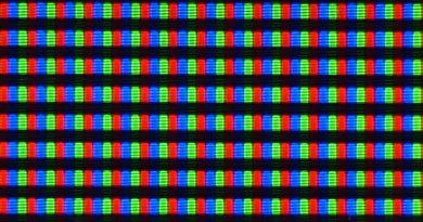 Samsung F8500 Pixels