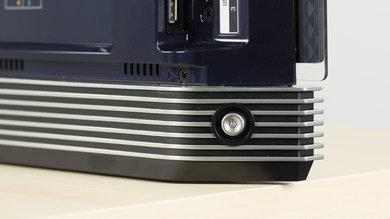 LG E6 Controls Picture