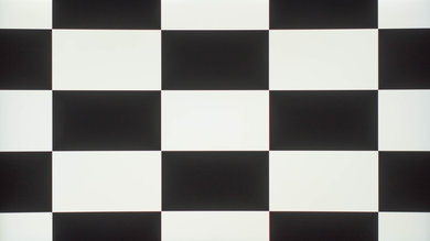 Samsung KS8500 Checkerboard Picture