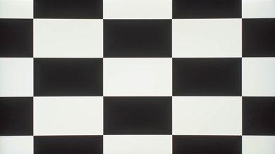 Samsung KS8500 Checkerboard Picture