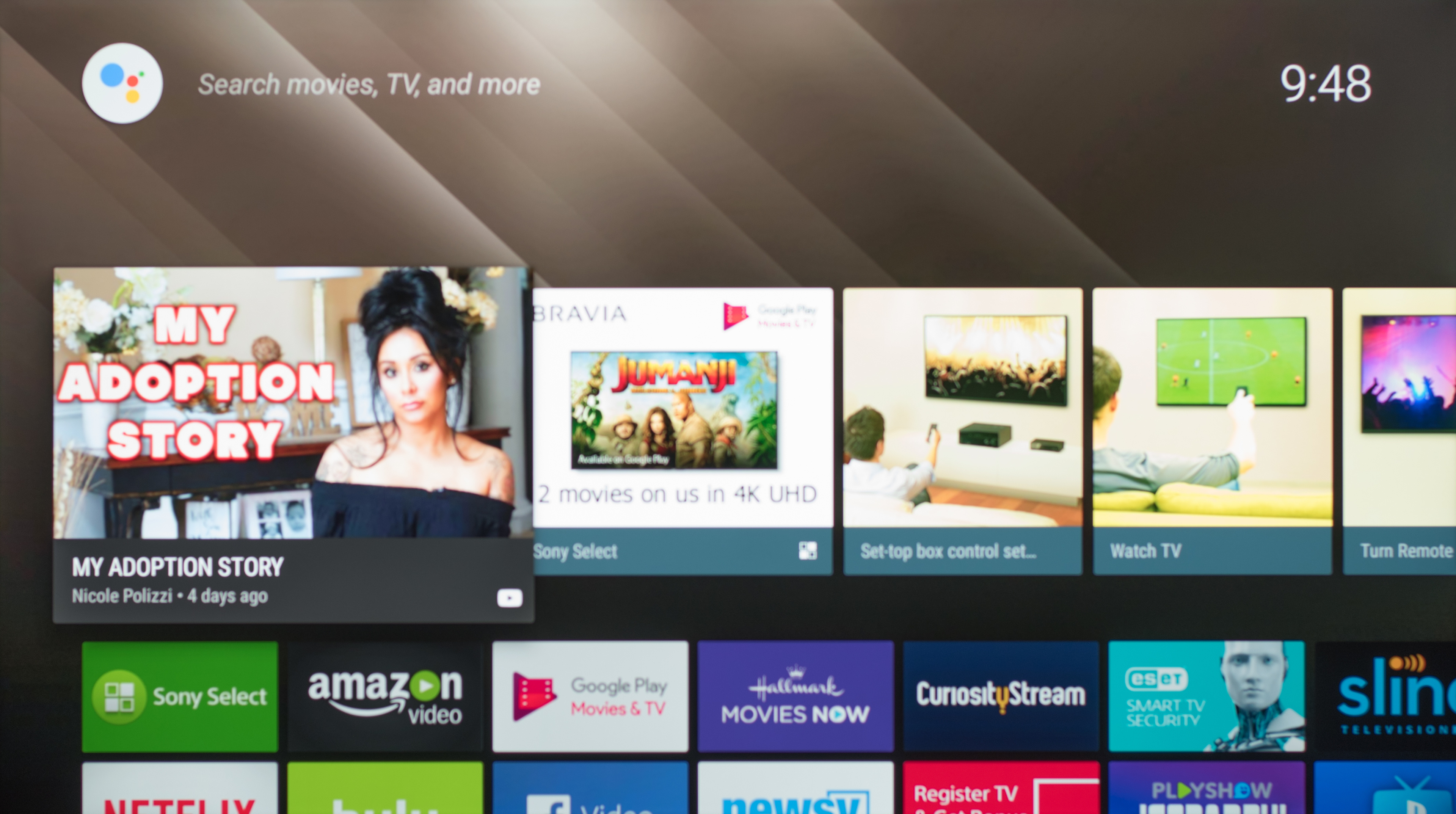 best free movie streaming sites for samsung smart tv
