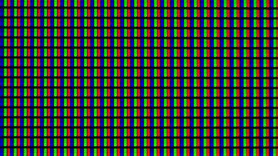 LG UH5500 Pixels Picture