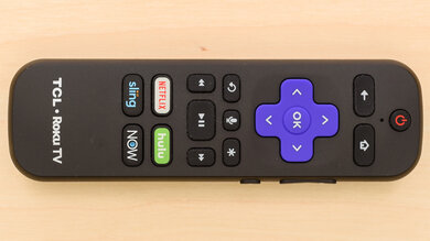 TCL Smart TV Remote