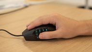 Logitech G600 MMO Gaming Fingertip Grip Picture