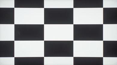 Samsung KU6500 Checkerboard Picture