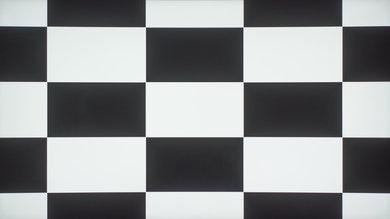 Samsung MU6500 Checkerboard Picture