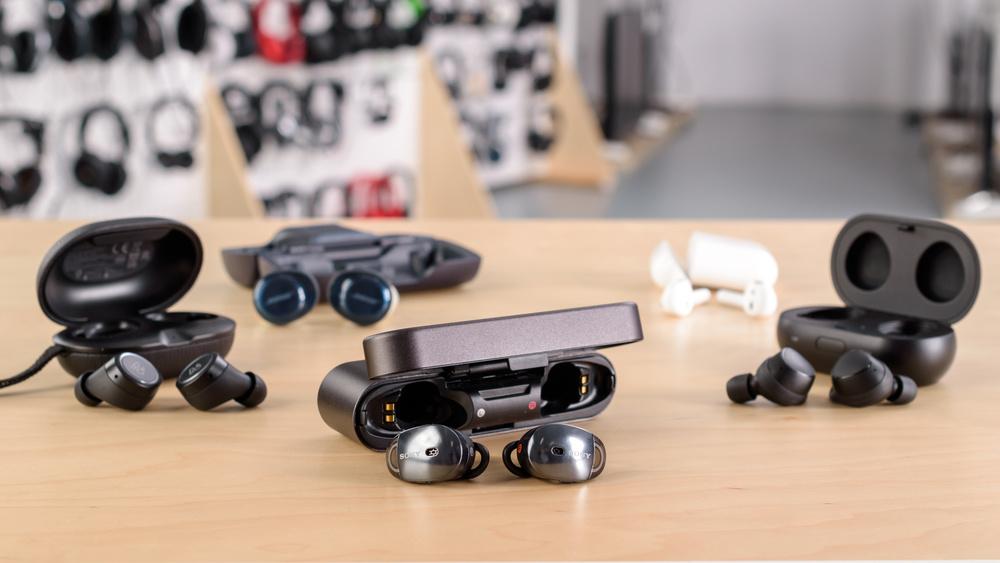 Sony WF-1000X Compare Picture