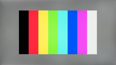 Samsung UJ590 Color bleed vertical