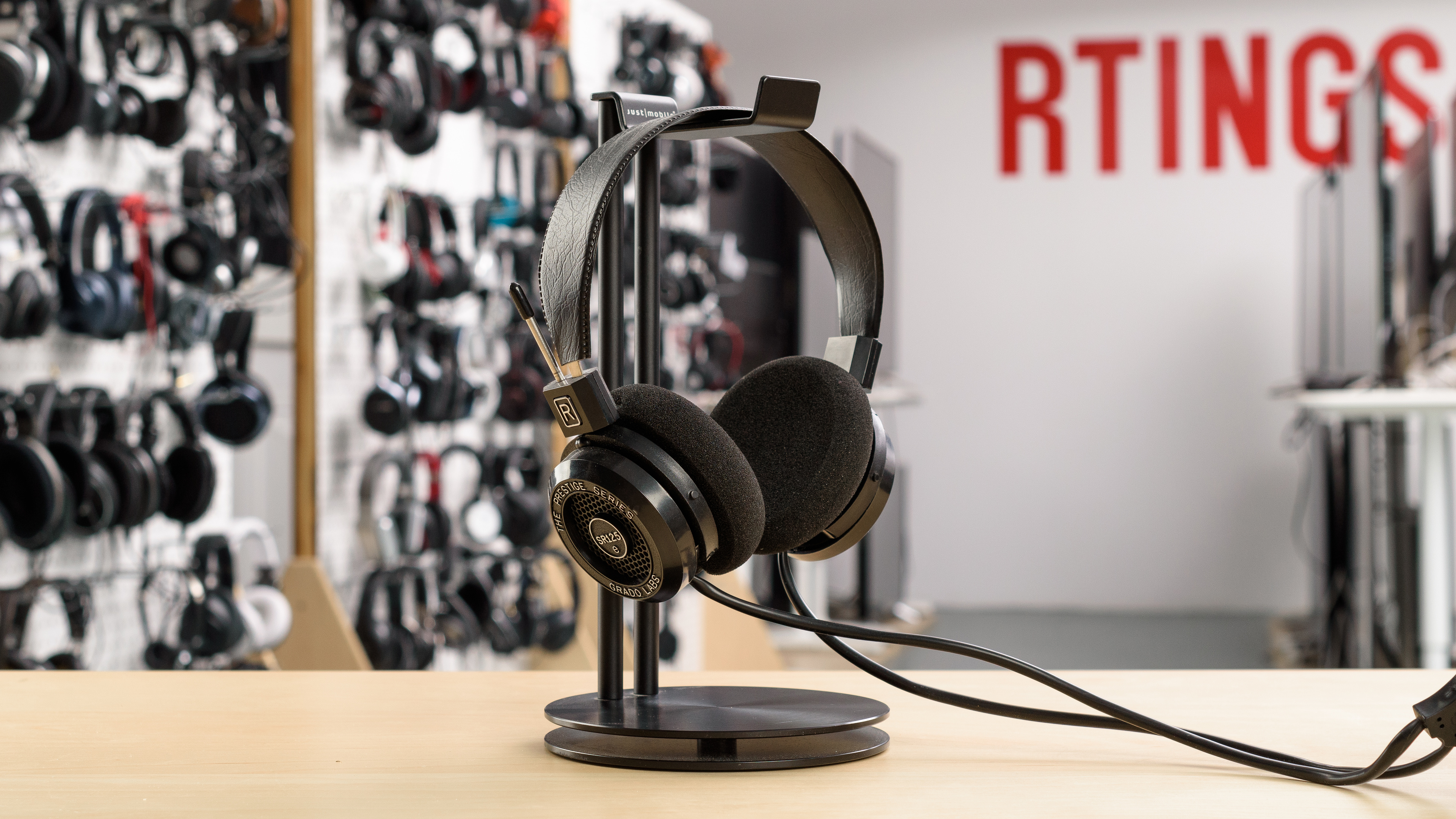 Grado SR125e Design Picture