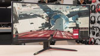 LG 34GN850-B Design