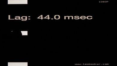 Samsung H6400 Input Lag