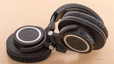 Audio-Technica ATH-M50xBT Build Quality Picture