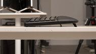 Kensington Pro Fit Ergo Wireless Keyboard Side Picture