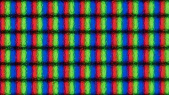 HP X24ih Pixels