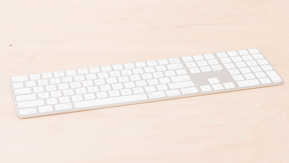 Apple Magic Keyboard with Touch ID Picture