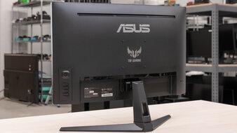ASUS TUF Gaming VG27WQ1B Back Picture