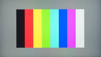 MSI Optix MAG273R Color Bleed Vertical