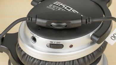 Koss QZ900 Controls Picture