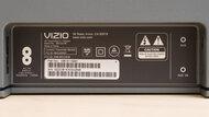 Vizio M Series M512a-H6 Physical inputs bar photo 1