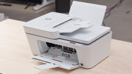 HP DeskJet Plus 4155 Build Quality Close Up
