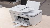 HP DeskJet Plus 4155 Build Quality Close Up