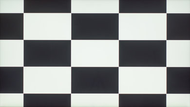 Sony X850F Checkerboard Picture