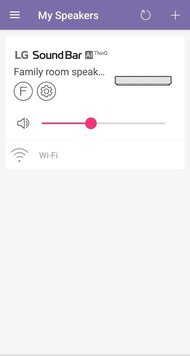 LG SN8YG App image