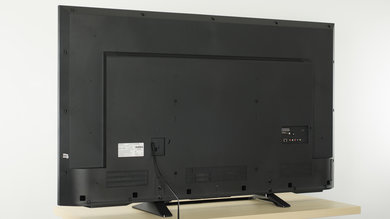 Sony X690E Back Picture