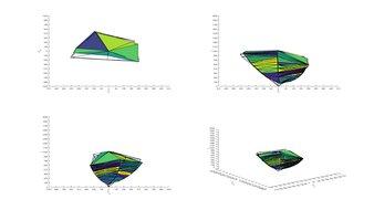 ASUS TUF VG32VQ Adobe RGB Color Volume ITP Picture