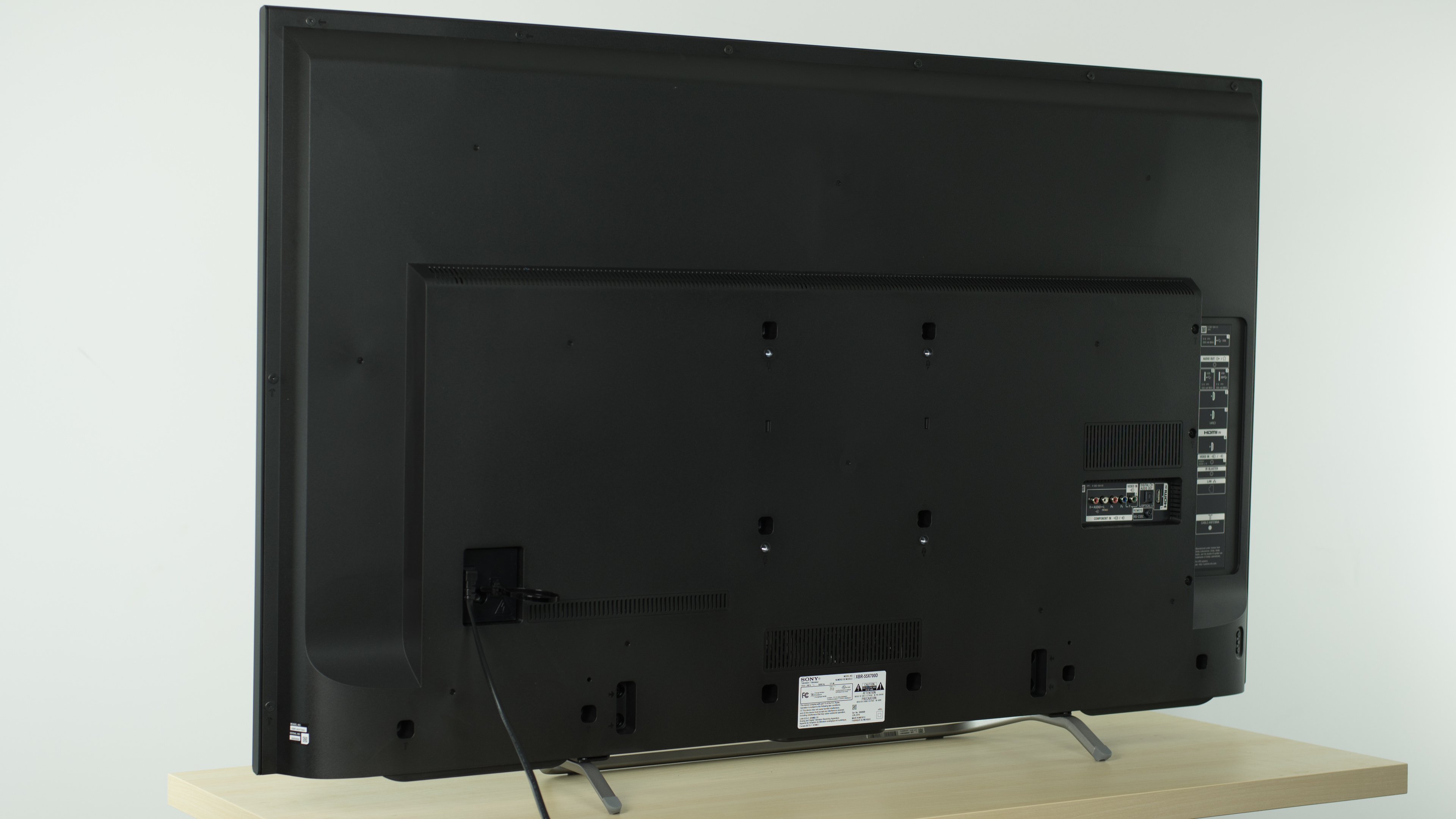 Sony X700d Review Xbr49x700d Xbr55x700d Rtings Com