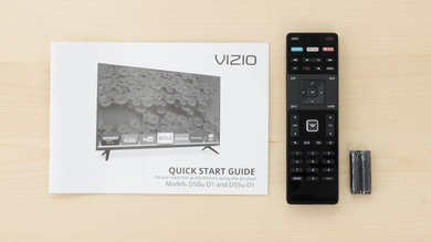 Vizio D Series 1080p 2016 In The Box Picture