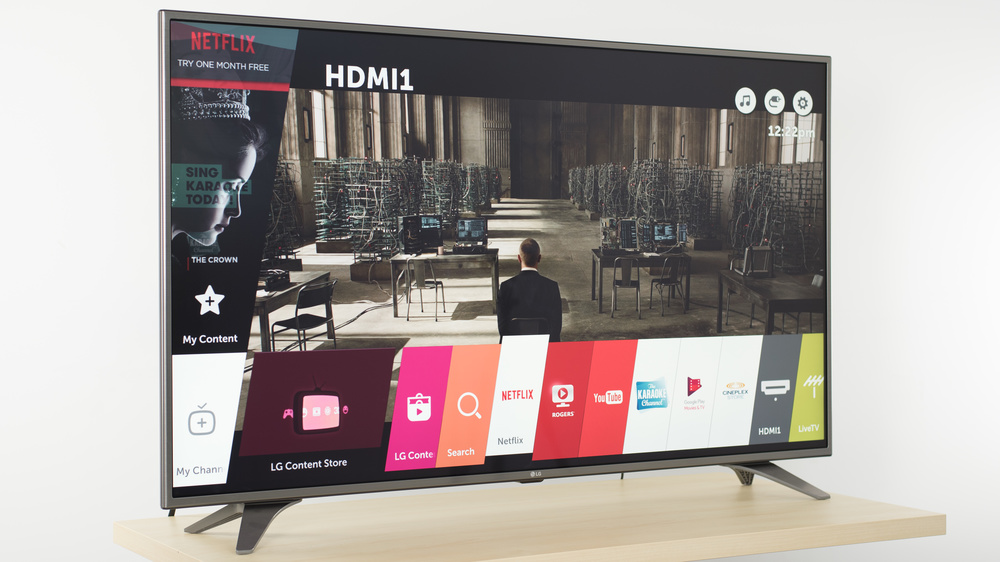 LG UH6550 Picture