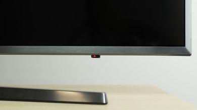 Samsung KU7500 Controls Picture