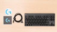 Logitech G Pro Mechanical Gaming Keyboard Bundle Picture